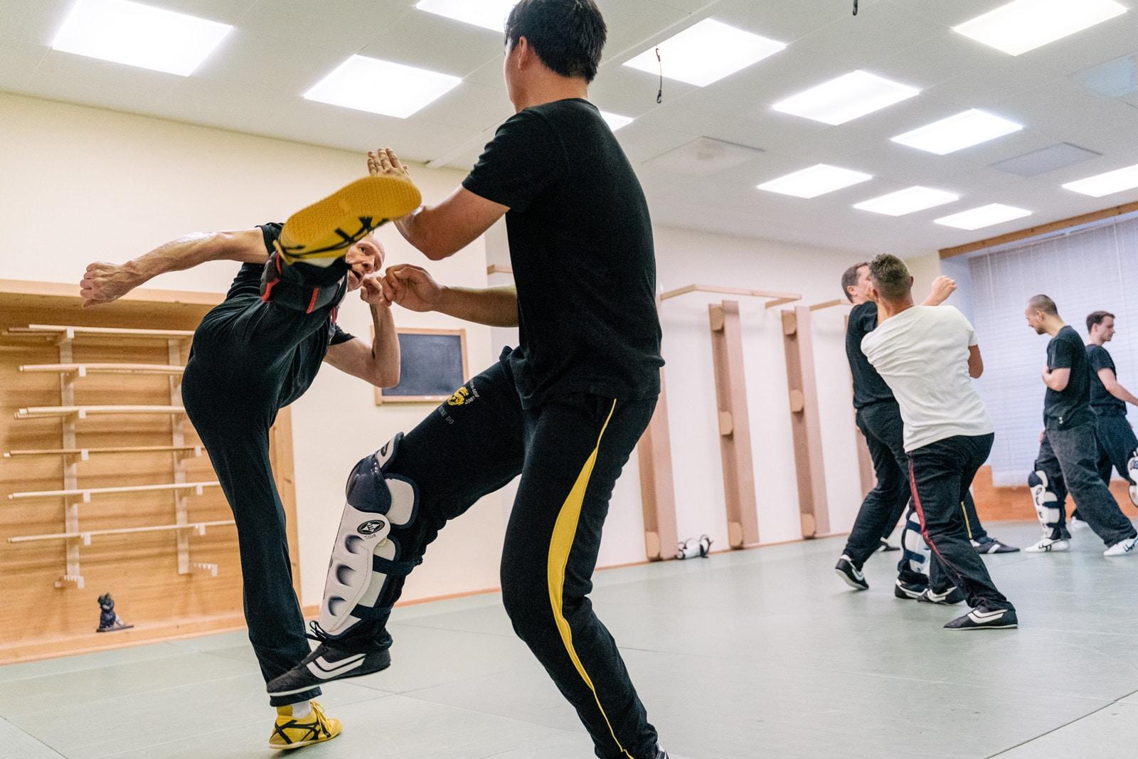 Kampfkunst Oder Kampfsport?