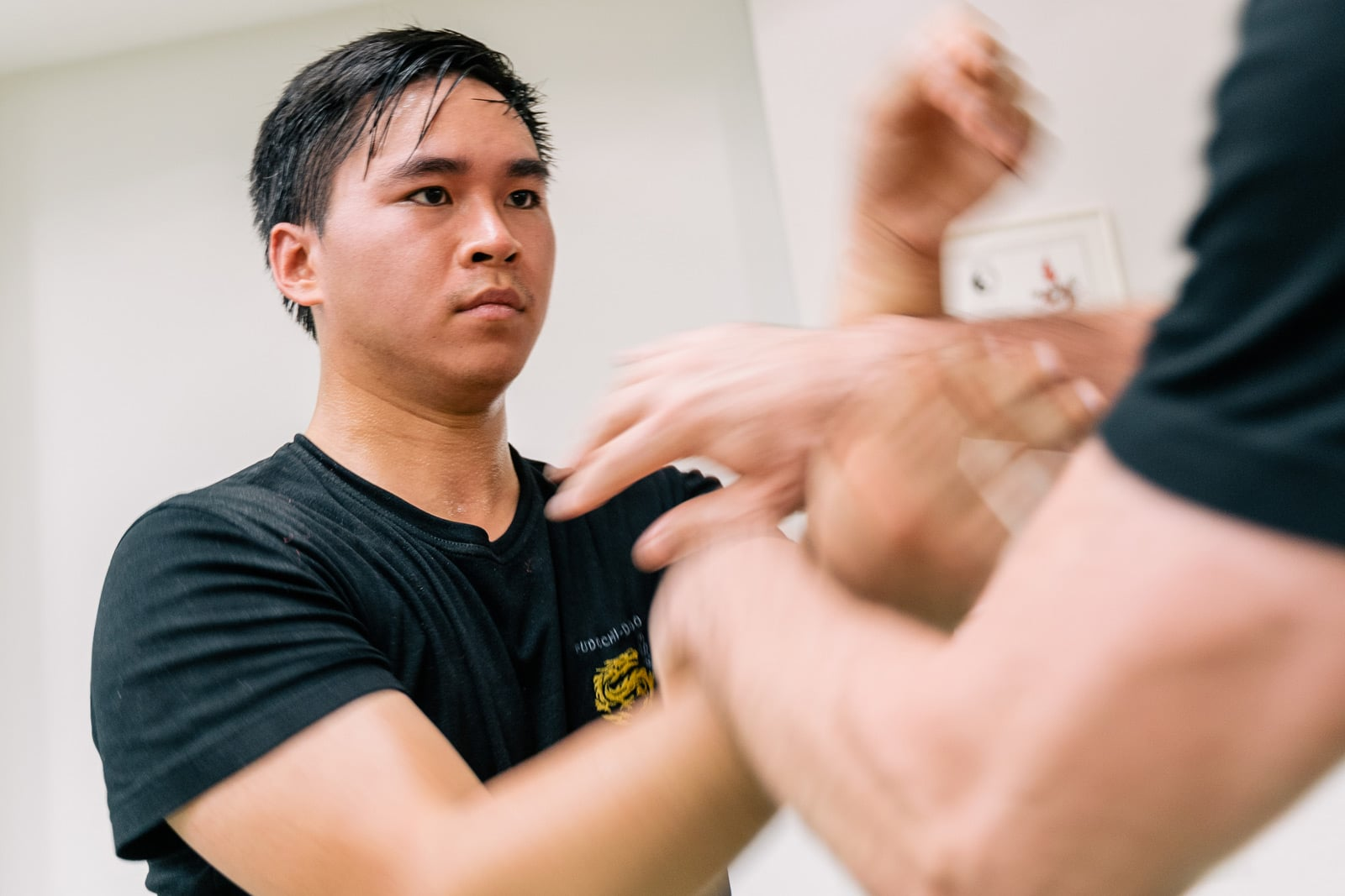 Was Ist Jeet Kune Do Trapping?